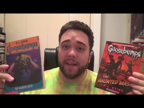 Goosebumps: The Haunted Mask - Book Review