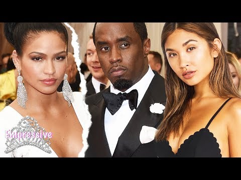 Cassie breaks up with Sean P. Diddy Combs | Diddy replaces her with a new woman