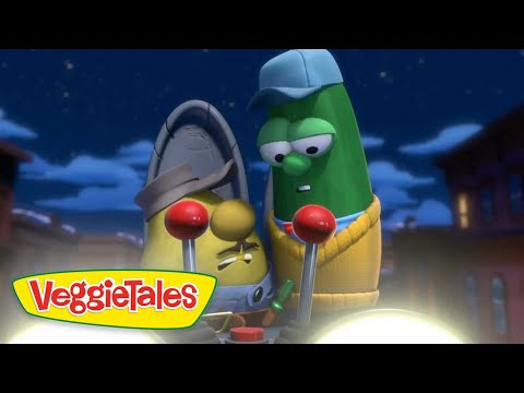 VeggieTales: Clip from 'Twas the Night Before Easter thumbnail