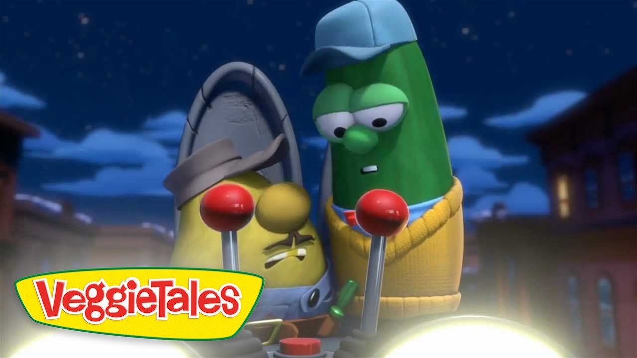 VeggieTales: Clip from 'Twas the Night Before Easter