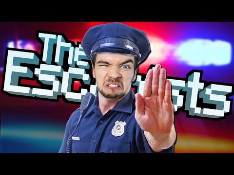 OFFICER BEAT DOWN! | The Escapists #31