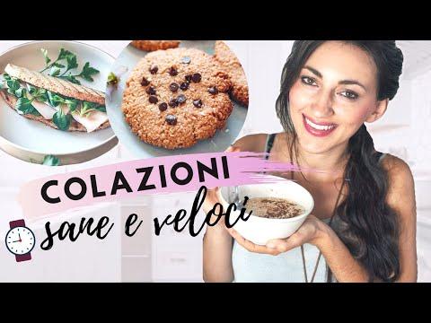 Le migliori ricette di COLAZIONI SANE e VELOCI - 12 RICETTE VELOCI per una COLAZIONE SANA!