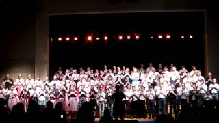 bgms choir back to the fifties