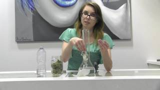 How To Use A Bong Properly From Reef Dispensaries