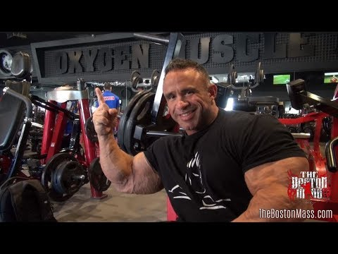 The BOSTON MASS   KEEPING UP WITH THE KUWAITIS - Ep. 9   Oxygen Gym Workout