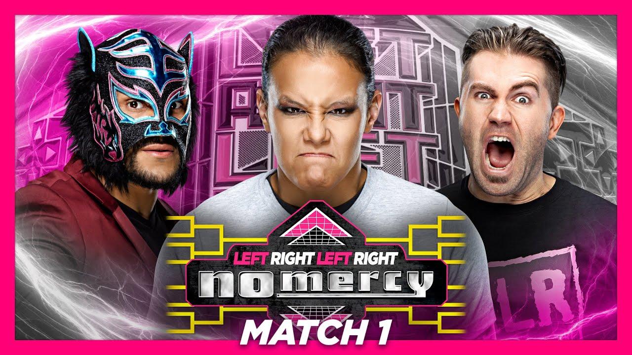 Download TYLER BREEZE vs. SHAYNA BASZLER vs. LINCE DORADO: LRLR No Mercy Tournament - Match 1