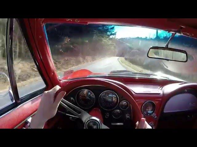1966 Chevrolet Corvette Drive, Exhaust, Acceleration