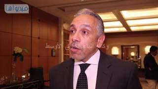 بالفيديو : سفير مصر في العراق : لدينا إرادة سياسية حقيقة للارتقاء بالعلاقات بين البلدين