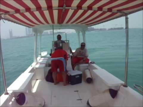 The Boat Handling SDC (Skill Development Course), Abu-Dhabi, Bateen , 3rd Batch, 7/7/2012