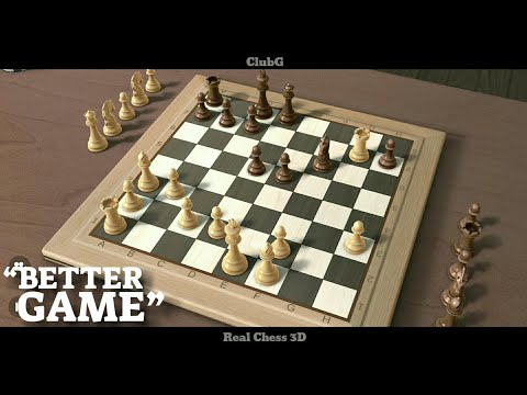 Real Chess 3D at AppGhost com