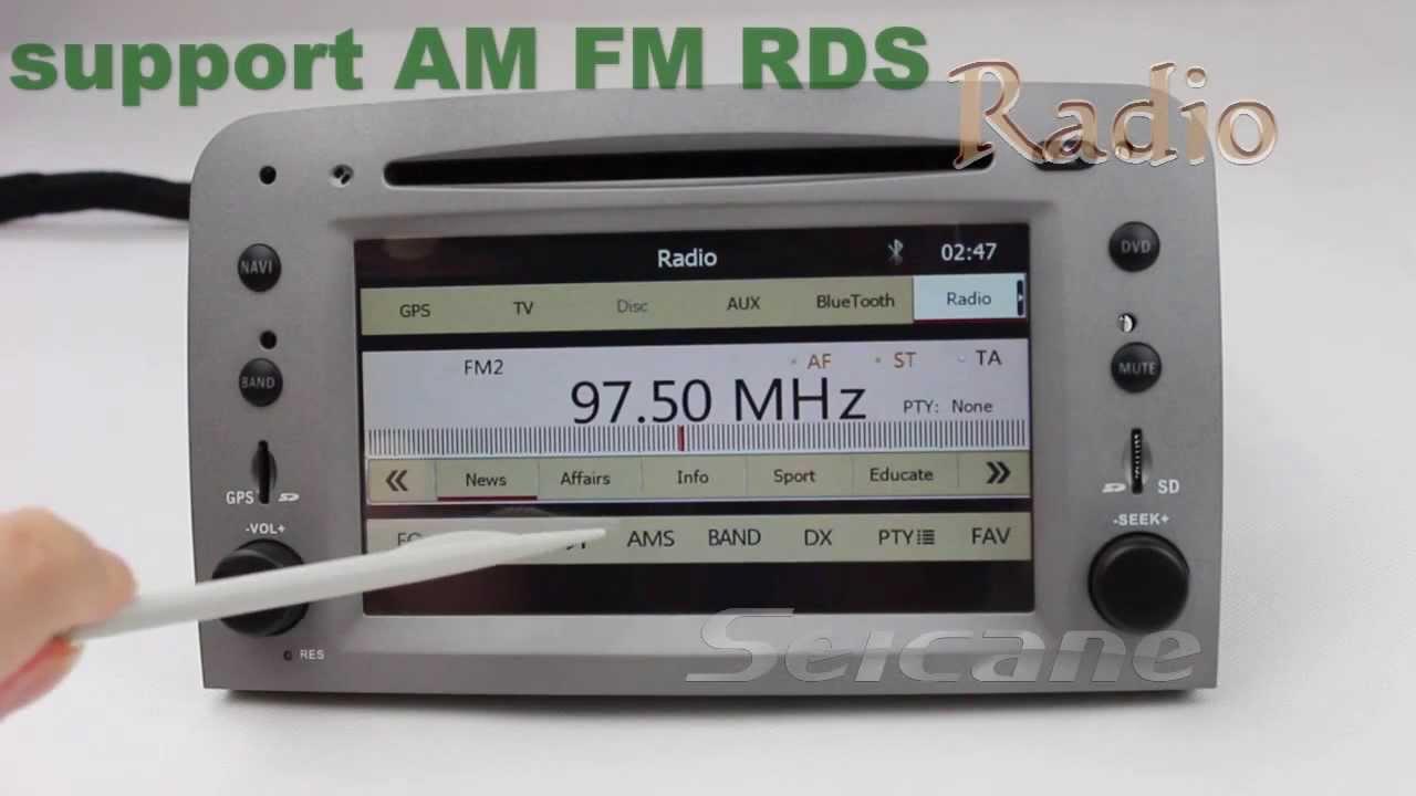 Alfa Romeo 147 Radio Auto Bild Ideen Wiring Diagram Download Stereo Upgrade Multimedia Youtube Image 1280 X 720