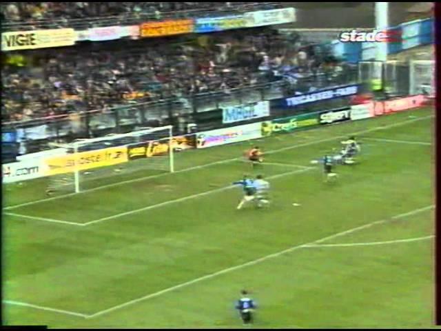 Troyes-PSG (Coupe de la Ligue 2002)