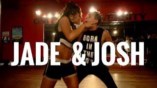 JADE CHYNOWETH & Josh Killacky Killing Janelle Ginestra's Choreography!!!