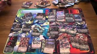 Cardfight!! Vanguard - Box Opening - Catastrophic Outbreak BT13