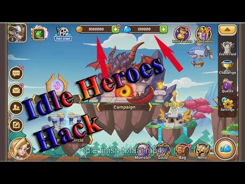 idle heroes hack tool