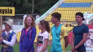 Kazakhstan Athletics National Team at the Kolpakova Meetings 2016