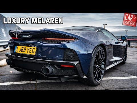INSIDE the NEW McLaren GT 2020 | Interior Exterior DETAILS w/ REVS