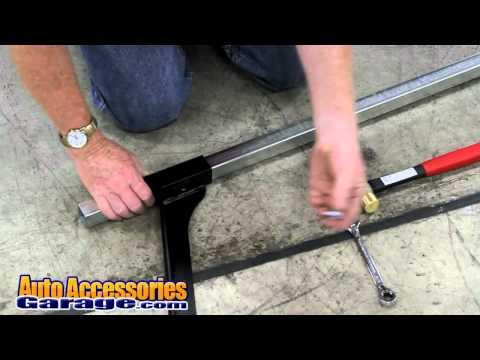 Access Adarac Truck Rack Installation
