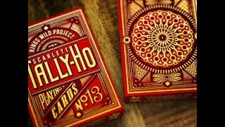 Scarlett Tally Ho Deck Review
