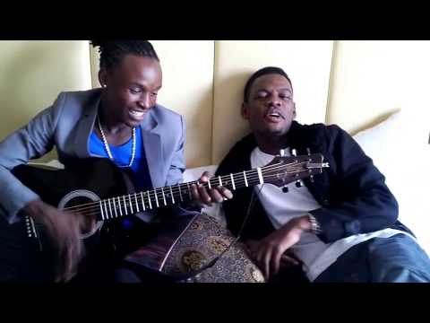 Ben Pol na Barnaba freestyle African queen by 2face / hotelinmoshi