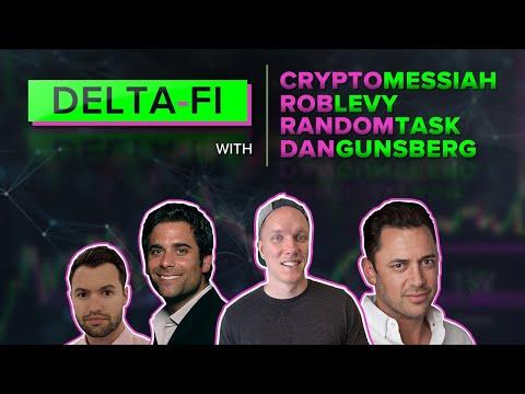 Crypto News & Trading w/ Team Delta-Fi