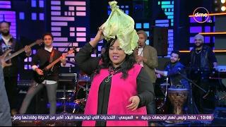 بالفيديو .. شيماء سيف لـ عمرو يوسف:' شيلني'