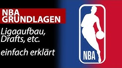 Einfach Erklärt - Die NBA Grundlagen (Ligaaufbau, Drafts etc.) | spoove