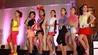 Miss Petite South East Asia 2013 Grand Final (Entrance & Sport Wear)