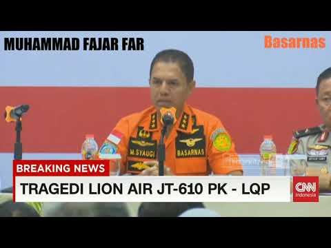 Kami Bukan Manusia Super,Kepala Tim Basarnas Menangis Di Depan Keluarga Korban Lion Air JT-610