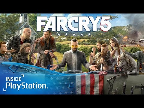 Far Cry 5 - 4K Gameplay deutsch