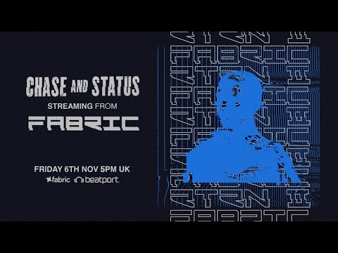@Beatport Presents @Chase & Status: Streaming from fabric #RTRNIIFABRIC