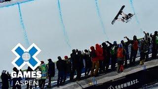 Maddie Mastro wins Women's Snowboard SuperPipe bronze | X Games Aspen 2018