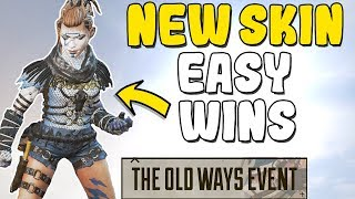 This Pay To Win Skin Gets You Wins In Apex Legends