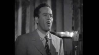 PEDRO VARGAS y PEDRO INFANTE - LA NEGRA NOCHE - 1950