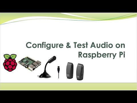 How to Record and Playback Audio on Raspberry PI