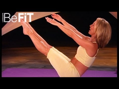 Denise Austin: Power Pilates Workout