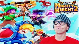 Jogo Viciante - Mighty Knight 2