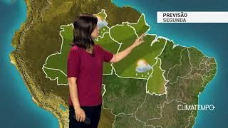Previsão Norte – Nuvens carregadas e pancadas de chuva