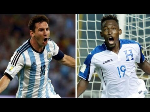 Live - Argentina vs Honduras HD 720p - International Friendly | 27.05.2016