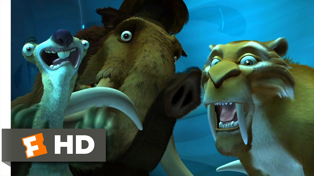 Ice Age (4/5) Movie CLIP - Ice Slide (2002) HD - YouTube