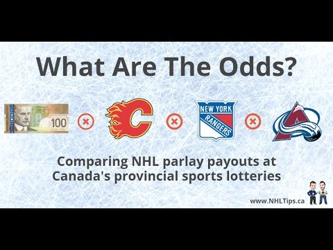 Comparing Proline NHL Odds To PlayNow, Sport Select, Mise-O-Jeu and Proline Stadium