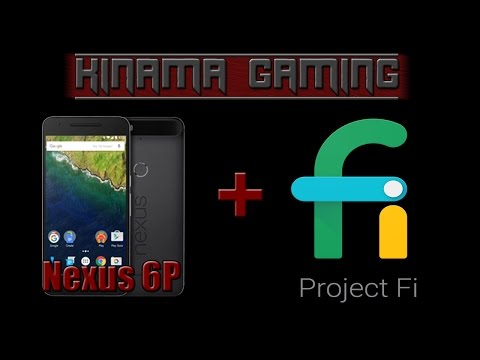 Nexus 6P and Project Fi Review