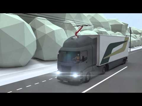 Electric roads of the future tested in simulator