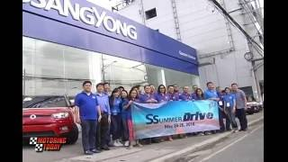 Ssangyong Takes The Motoring Press For A Drive  - Industry News