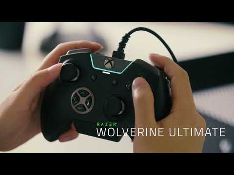 Razer Wolverine Ultimate Gaming Controller for Xbox One