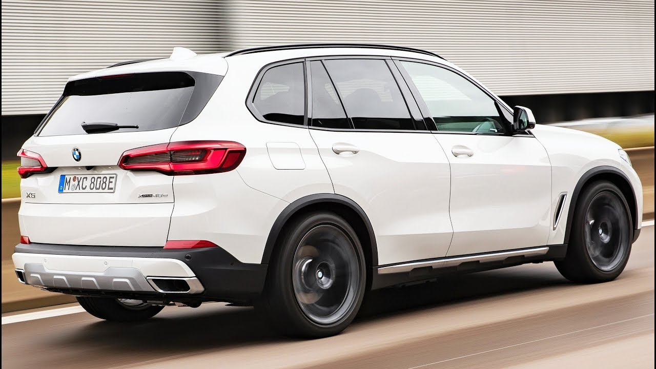 2020 Bmw X5 Xdrive45e Everyday Plug In Hybrid Suv Youtube