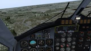 FlightGear Test 3.4 DHC 6