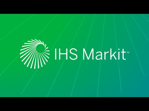 IHS Markit Launch Video