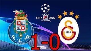 Porto 1 -0 Galatasaray/Geniş Maç Özeti [ Yabancı ]
