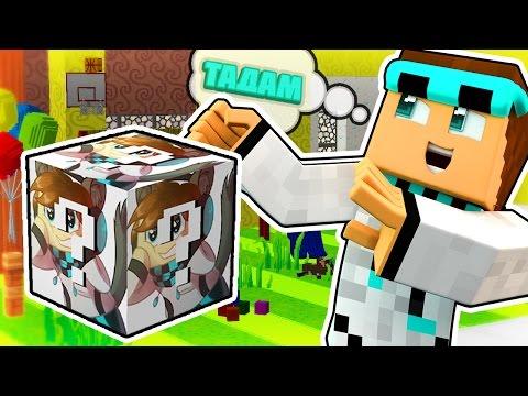 ЛОЛОЛОШКА ЛАКИ БЛОК! ЛАКИ БИТВА В МАЙНКРАФТ! - Видео из Майнкрафт (Minecraft)